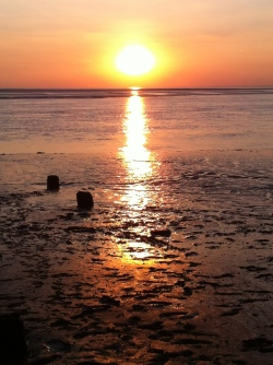 Burnham Sunset